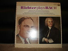 "Everest Records SDBR-3415 Sviatoslav Richter - Plays Bach 1977 12"" 33 RPM"