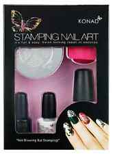 Konad Stamping Nail Art T Set + 1 FREE Image plate of your choice!