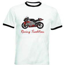 APRILIA RS 250 1998 ispirato RACING-tshirt-all COTONE TAGLIE IN STOCK