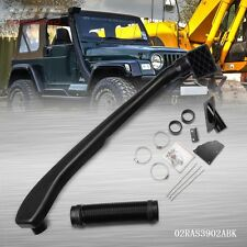 For Jeep Wrangler TJ YJ 4x4 99-06  Snorkel Air Ram Intake System Installation