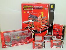 BRAND NEW ! Complete Set of  2015 Shell V Power Passion Series Ferrari 6 models