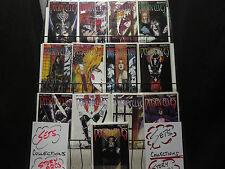 Poison Elves Comics 1-13 Sirius Drew Hayes VF-NM