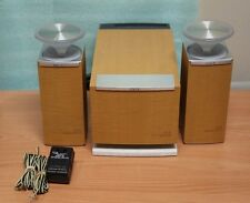 Hi-End Sony subwoofer SA-CSD1 Sub & Speakers Super RARE