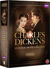 Charles Dickens Complete Collection - 11 Films NEW PAL Series Classic 20-DVD Set
