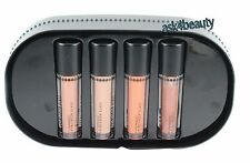 Mac objects Of Affection/ Nude + Coral 4 Lip Gloss Gift Set Box
