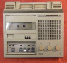 Philips lfh 0505 cassette audio système 500 hi-q dictaphone transcripteur
