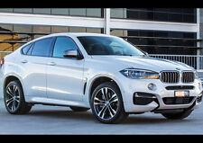 2015 BMW X6 M50D NEW A1 CANVAS GICLEE ART PRINT POSTER