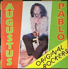 Augustus Pablo Original Rockers Lp Import Reggae Dub Jamaica King Tubby Spain