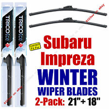 WINTER Wipers 2-Pack Premium Grade - fit 1993-2001 Subaru Impreza - 35210/180