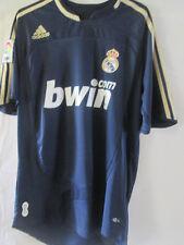Real Madrid 2007-2008 Away Football Shirt Size Small /2054