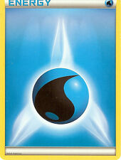 POKEMON - WATER ENERGY CARD FROM THE PLASMA BLAST ELITE TRAINER BOX