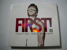 TOMMY VEE  FIRST NEW NUOVO SIGILLATO CD