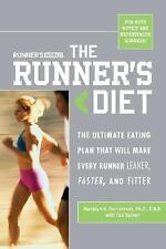 Runner's World Runner's Diet: The Ultimate Eating Plan That Will Make Every Run