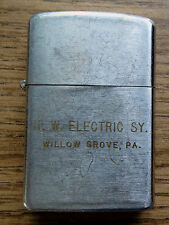 N.W. ELECTRIC SY. PENGUIN LIGHTER - WILLOW GROVE PA - Vintage