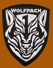MEDAL OF HONOR WOLFPACK EMBROIDERED HOOK LOOP PATCH