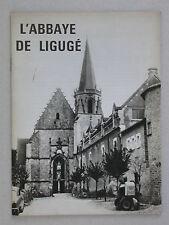Abbaye de Ligugé Monastère - Vienne Régionalisme - Nouvelles Editions Latines