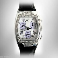 Technomarine diamonds chronograph silver dial women's watch - FREE SHIPPING