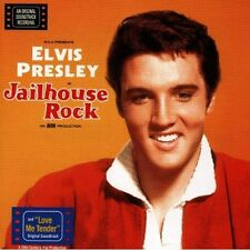 Jailhouse Rock & Love Me Tender - Elvis Presley (1997, CD NEUF)