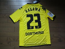 Dortmund #23 Shinji Kagawa 100% Original Jersey Shirt S 2011/12 Home BNWT NEW
