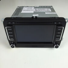 Genuine VW RNS510 LED version P Sat Nav Navigation mfd3 Golf mk5 mk6 Passat eos