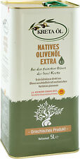 Kreta Öl - Extra Natives Olivenöl 0,3% 5 Liter