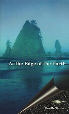 At the Edge of the Earth by Eva McGinnis (1996, Paperback)  SIGNED BY AUTHOR