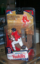 McFARLANE MLB 26 KEVIN YOUKILIS RED SOX COLLECTORS LEVEL CL VARIANT CHASE FIGURE