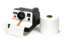 Retro Polaroid Camera Shape Inspired Toilet Paper Holder Tissue Box Dispenser