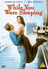While You Were Sleeping (Sandra Bullock Bill Pullman) New DVD R4