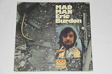 "Eric Burdon Mad Man -  Reissue Germ 1976 - 2 LP Vinyl 12"" - FOC"