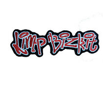 LIMP BIZKIT Embroidered Iron On or Sew On Patch UK SELLER Patches