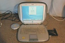 "Vintage Apple iBook g3 Clamshell """"Gray""""WOW""""""L@@K"""""""
