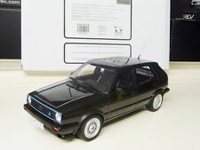OTTO 1/18 Scale,VW Golf Mk2 G60 - Grey LP9V Diecast metal Model Car FAST DELIVER