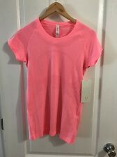 NWT Lululemon Swifty Tech SS Crew Gradient Size 8 $68 HEFL Cool Color