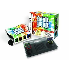 BAND HERO BUNDLE Guitar Drums for NDS/NDS Lite SEALED NEW