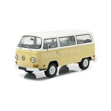 GREENLIGHT 19012 - Volkswagen VW T2B BUS 1971 BEIGE / BLANC 1/18