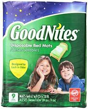 GoodNites Disposable Bed Mats, 36 Count , New, Free Shipping