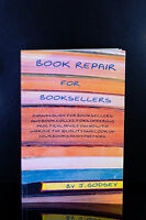 BOOK REPAIR GUIDE for torn pages, book cleaning etc