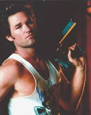 Kurt Russell Big Trouble In Little China Signed 8x10 Photo Autographed COA Proof