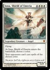 IONA, SHIELD OF EMERIA Zendikar MTG White Creature — Angel MYTHIC RARE
