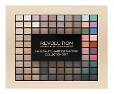 MakeUp Revolution 144 Ultimate Matte Eyeshadow Palette 2017 Collection