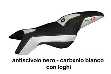 SEAT COVER FOR BMW K 1300 R - K 1200 R Model BOSTON CC  by tappezzeriaitalia.it