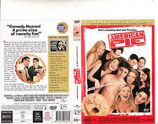 American Pie-2001-Jason Biggs-Movie-DVD