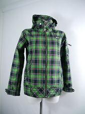 Roxy Da. Schijacke XWWJL065 limited Edition grün Karo Gr.S NEU NP 219,-