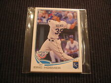 2013 TOPPS OPENING DAY KANSAS CITY ROYALS TEAM SET 6 CARDS  ERIC HOSMER +