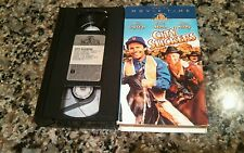 CITY SLICKERS RARE VHS! MGM 1991 GREAT OUTDOORS WESTERN COMEDY! BILLY CRYSTAL