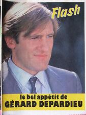 NOUS DEUX Flash - Gérard Depardieu - Jean Pierre Aumont