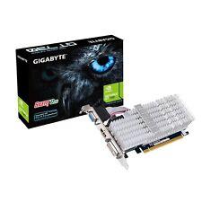 Gigabyte nVidia GeForce GT 730 2GB DDR3 Graphics Card DVI HDMI VGA Low Profile