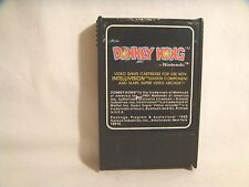 Donkey Kong (Intellivision, 1982) game only