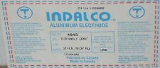 Indalco Aluminum Mig Welding Wire 4043 20# Spool .035 Made in Canada New!